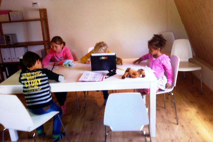 kindertrainingen